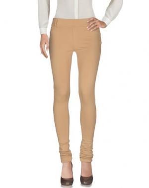 Повседневные брюки KOCCA. Цвет: бежевый