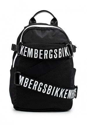 Рюкзак Bikkembergs. Цвет: черный