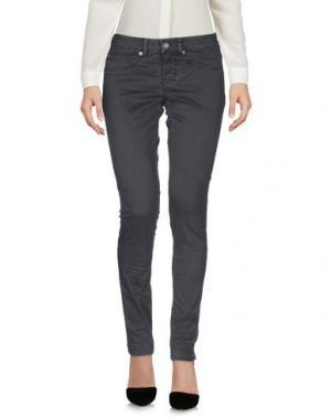 Повседневные брюки NORTH SAILS. Цвет: свинцово-серый