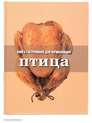 Книга Птица Эксмо. Цвет: коричневый