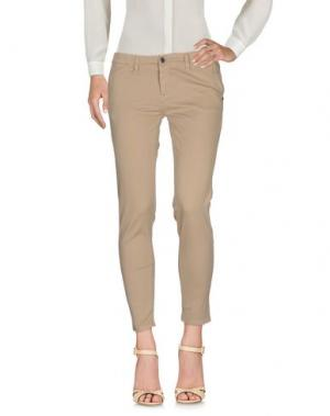 Повседневные брюки COLMAR. Цвет: бежевый