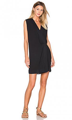 Мини платье-накидка voil Lenny Niemeyer. Цвет: черный