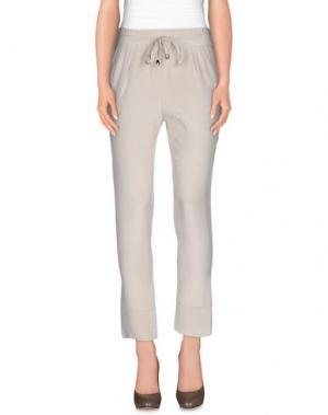 Повседневные брюки SLY010. Цвет: бежевый