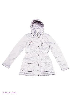Куртка Сафари Аксарт. Цвет: светло-серый