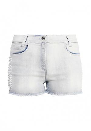 Шорты джинсовые Byblos. Цвет: голубой