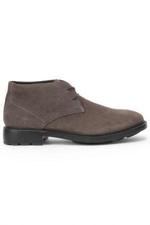 Ботинки DERIMOD. Цвет: серый