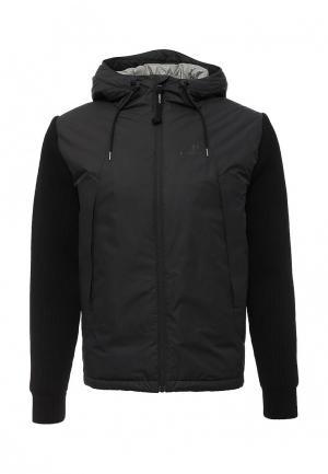 Куртка утепленная C.P. Company. Цвет: черный