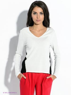 Пуловер Tommy Hilfiger. Цвет: черный, белый