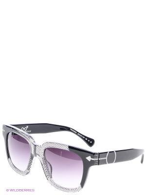 Очки солнцезащитные TM 529S 02 Opposit. Цвет: черный
