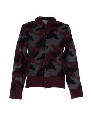 Куртка MACCHIA J. Цвет: красно-коричневый