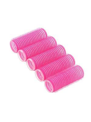 Бигуди (5 шт.) Migura. Цвет: розовый