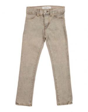 Джинсовые брюки ESP No.1. Цвет: бежевый