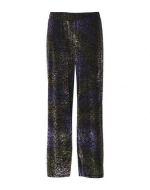 Повседневные брюки GEORGE J. LOVE. Цвет: фиолетовый