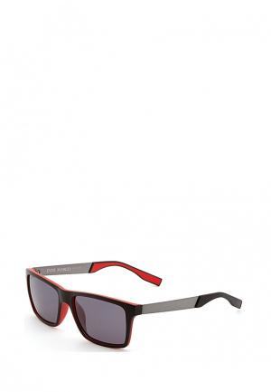 Очки солнцезащитные Enni Marco. Цвет: черный