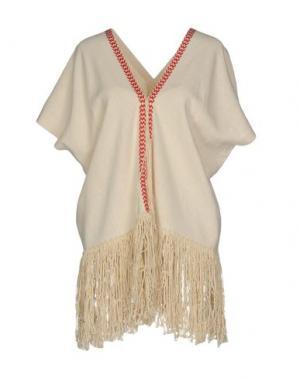 Блузка MASSCOB. Цвет: бежевый
