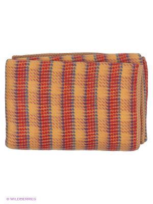 Одеяло Сукно. Цвет: коричневый, светло-коричневый, белый