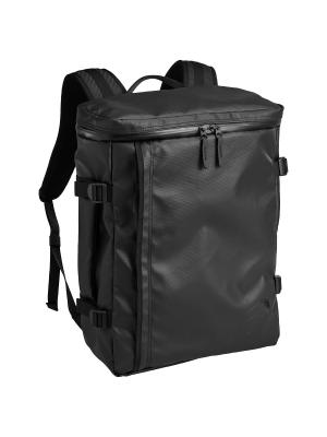 Рюкзак COMMUTER BAG ASICS. Цвет: черный