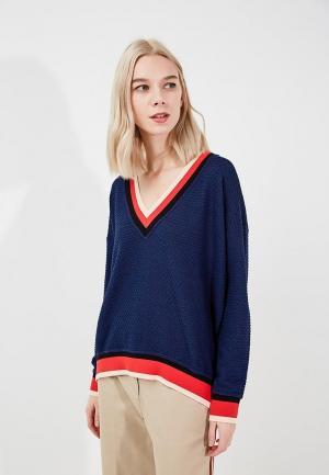 Пуловер Pinko. Цвет: синий