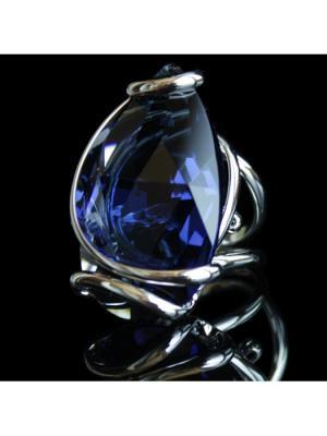 Кольцо Andrea Marazzini. Цвет: серебристый, темно-синий