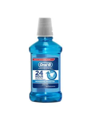 Ополаскиватель для полости рта Oral-B Professional Protection Свежая Мята 250мл ORAL_B. Цвет: бирюзовый