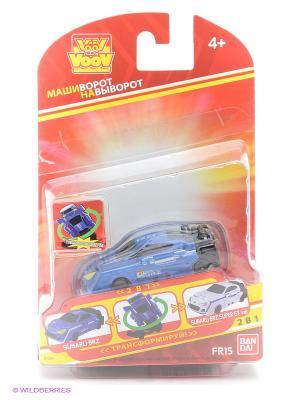 Игрушка VooV Subaru BRZ - Super GT Bandai. Цвет: синий