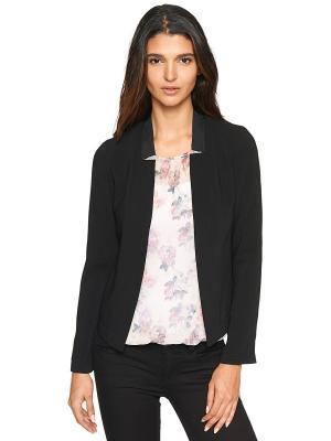 Пиджак TOM TAILOR. Цвет: черный