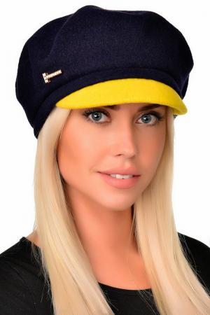Кепка Tonak. Цвет: синий, желтый