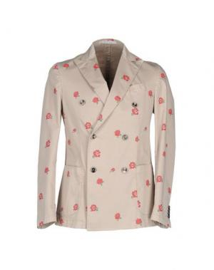 Пиджак BRANCACCIO C.. Цвет: бежевый