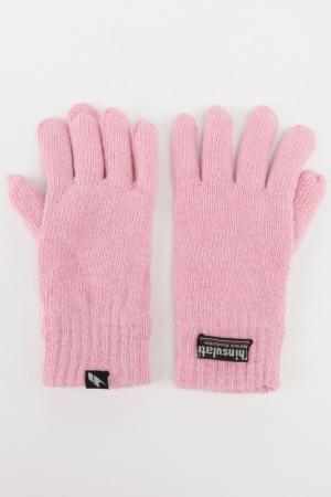 Перчатки Trespass. Цвет: розовый