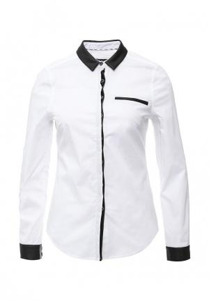 Рубашка Troll. Цвет: белый