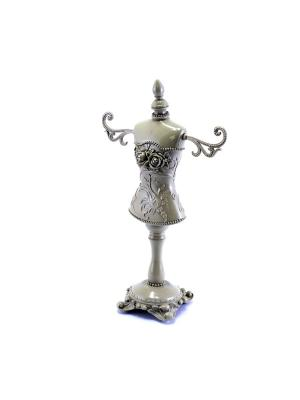 Фигурка декоративная для украшений Барокко essentic. Цвет: серый