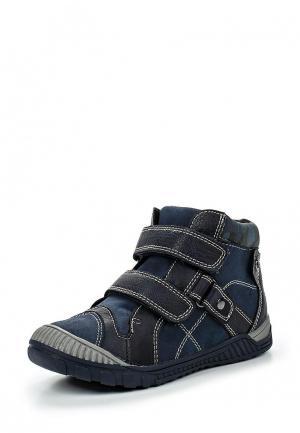 Ботинки Tesoro. Цвет: синий