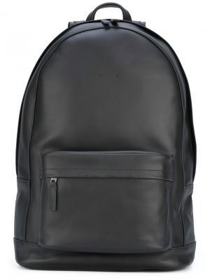 Рюкзак с передним карманом Pb 0110. Цвет: чёрный