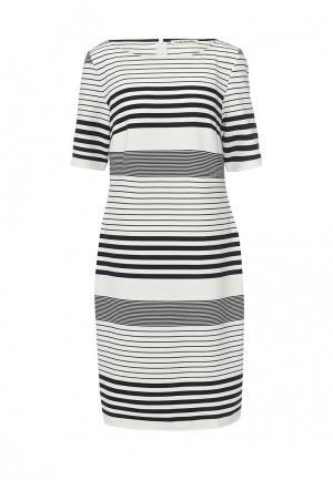 Платье Betty Barclay. Цвет: белый