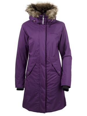 Куртка VIBRANT DIDRIKSONS. Цвет: фиолетовый