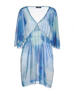 Блузка JEI O'. Цвет: небесно-голубой