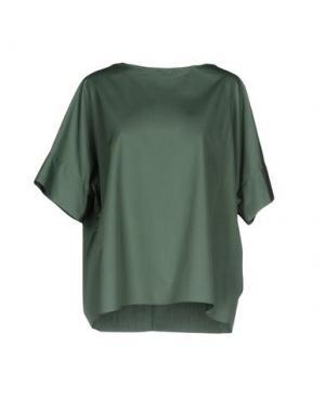 Блузка N_8. Цвет: зеленый