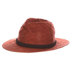 Шляпа  Midday Freeing Ginger Billabong. Цвет: коричневый