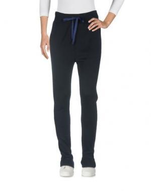 Повседневные брюки BARK. Цвет: темно-синий