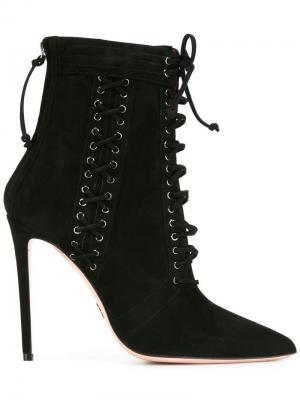 Ботинки Samira Oscar Tiye. Цвет: чёрный