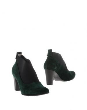 Ботинки F.LLI BRUGLIA. Цвет: зеленый