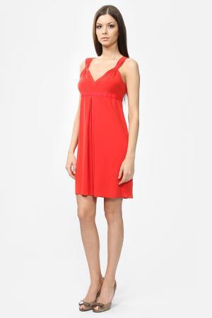 Платье Joseph. Цвет: красный