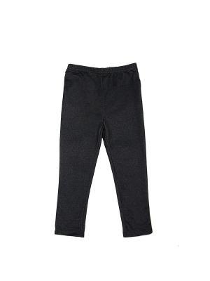 Спортивные брюки LAVIDO. Цвет: темно-серый