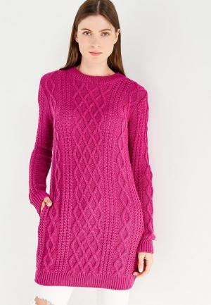 Платье MKM. Цвет: фуксия
