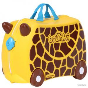 Kids Travel 0265-GB01 Trunki. Цвет: желтый