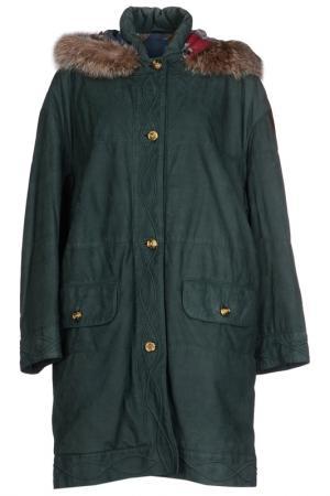 Куртка Mabrun. Цвет: green