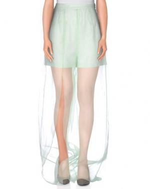 Повседневные брюки CHALAYAN. Цвет: светло-зеленый