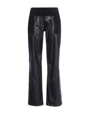 Повседневные брюки GEORGE J. LOVE. Цвет: черный