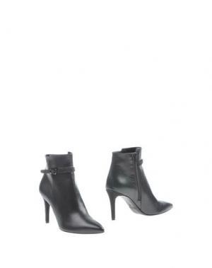 Полусапоги и высокие ботинки ANDREA CATINI. Цвет: стальной серый