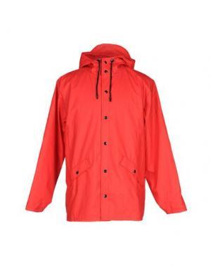 Куртка KILT HERITAGE. Цвет: красный